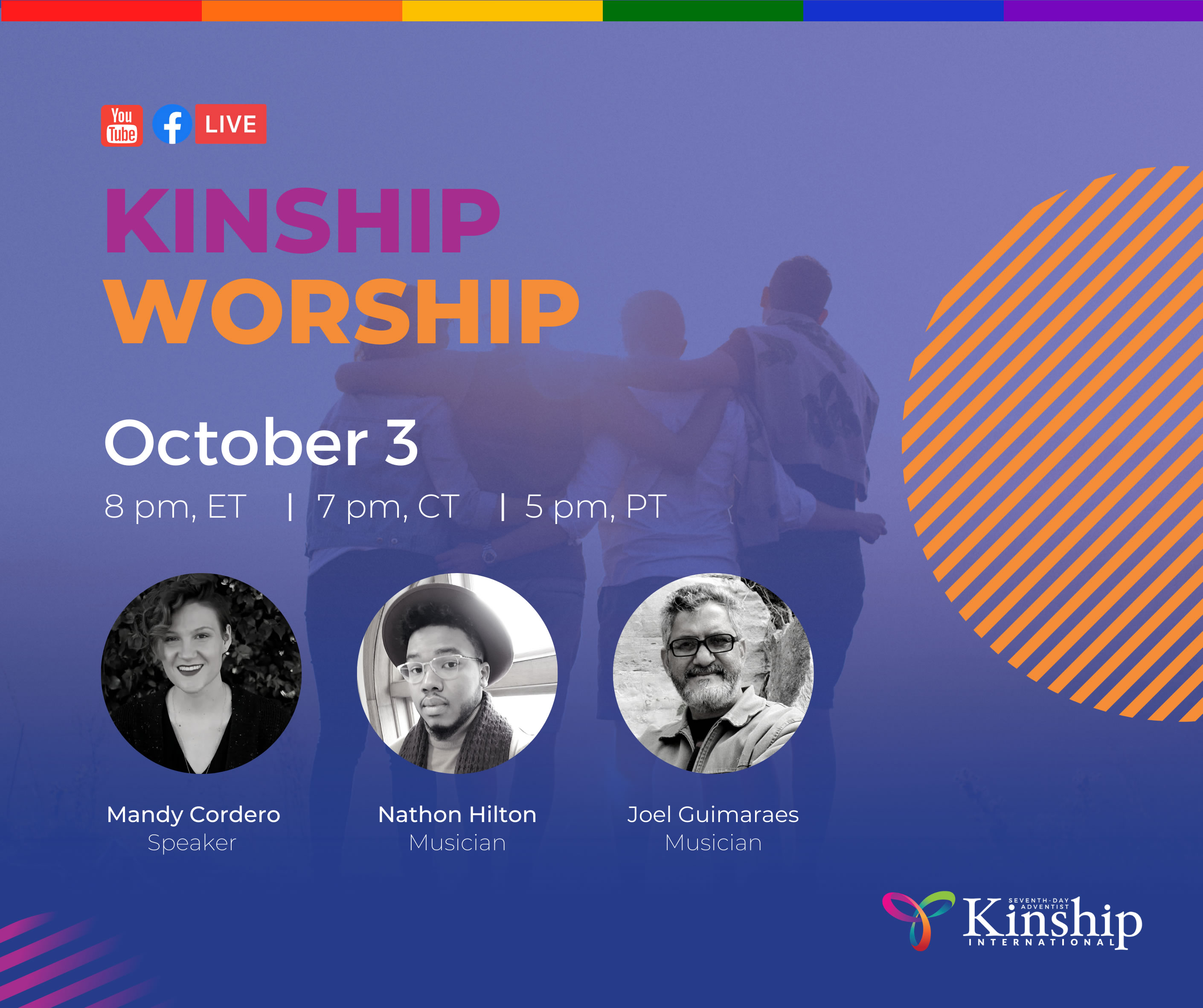 ENGLISH Kinship Events