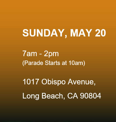 JOIN SDA KINSHIP AT LONG BEACH PRIDE PARADE!